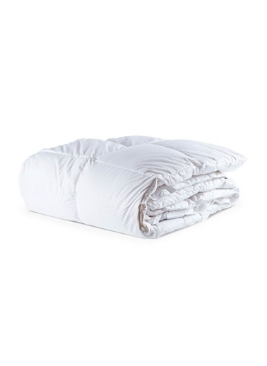 Penelope Dove Kaz Tüyü Yorgan Çift Kişilik 195x215 Beyaz